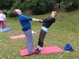 Partneryoga ;O)